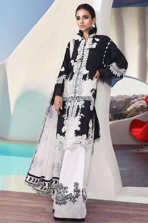 Sana Safinaz Muzlin Luxury Vol I '19 3A Restocked