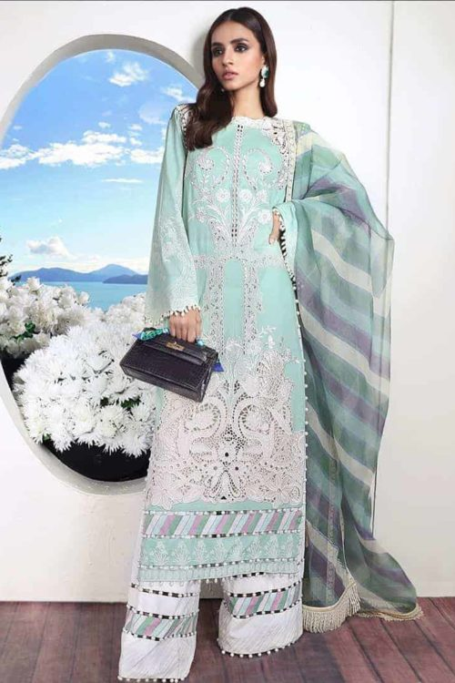 Sana Safinaz Muzlin Luxury Vol I '19  6B RESTOCKED