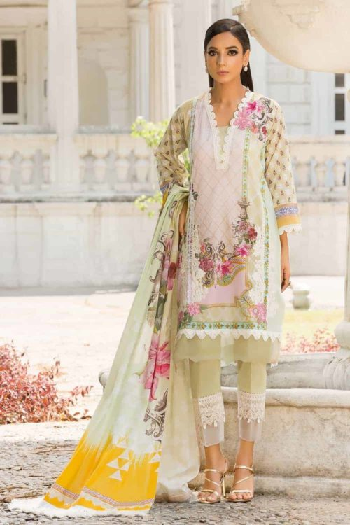 Sobia Nazir Vital Design 3A Sobia Nazir Vital - Original best pakistani suits collection