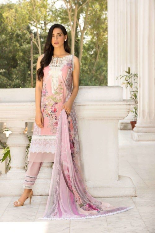 Sobia Nazir Vital Design 6A RESTOCKED Best Sellers Restocked best pakistani suits collection