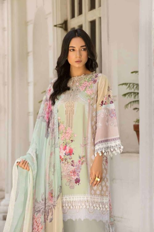 Sobia Nazir Vital Design 6B RESTOCKED Sobia Nazir Vital - Original best pakistani suits collection