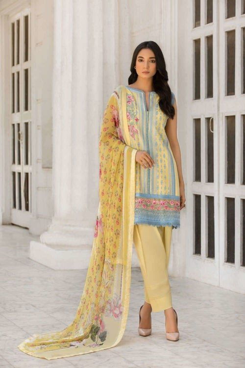 *On Sale* Sobia Nazir Vital Design 8A RESTOCKED best pakistani suits collection