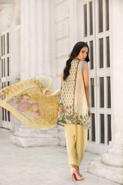 Sobia Nazir Vital Design 8A RESTOCKED Sobia Nazir Vital - Original best pakistani suits collection