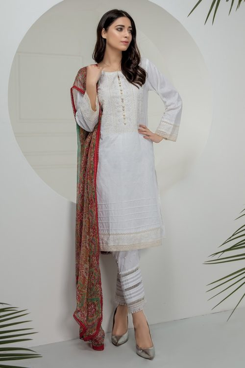 Chikankari Essential Collection by LSM CK-7004