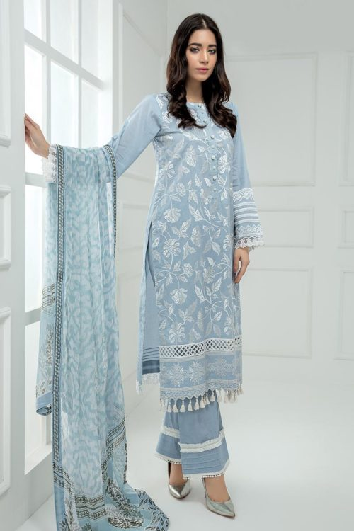 Chikankari Essential Collection by LSM CK-7001