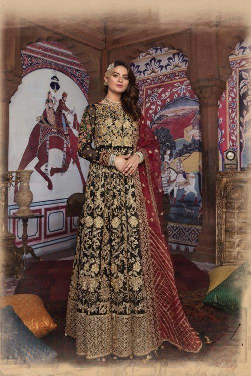 Akbar Aslam's Luxury Festive Chiffon Akbar Aslam's Luxury Festive Chiffon - Original Akbar Aslam's Luxury Festive Chiffon