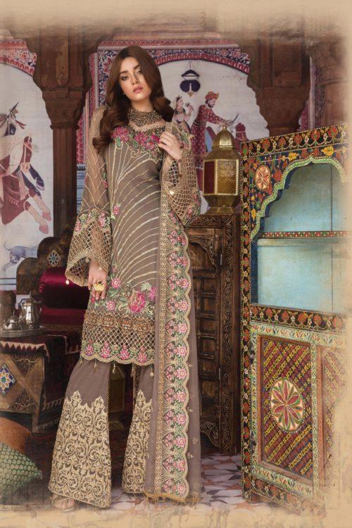 Akbar Aslam's Luxury Festive Chiffon