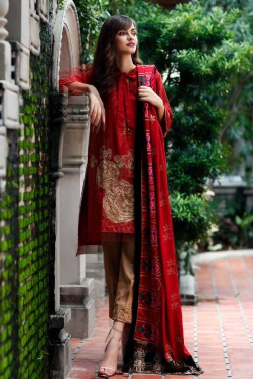Charizma Leather Jacquard | CJ-09 RESTOCKED Best Sellers Restocked best pakistani suits collection