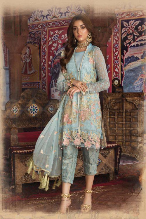 Akbar Aslam's Luxury Festive Chiffon - Original Akbar Aslam's Luxury Festive Chiffon Akbar Aslam's Luxury Festive Chiffon