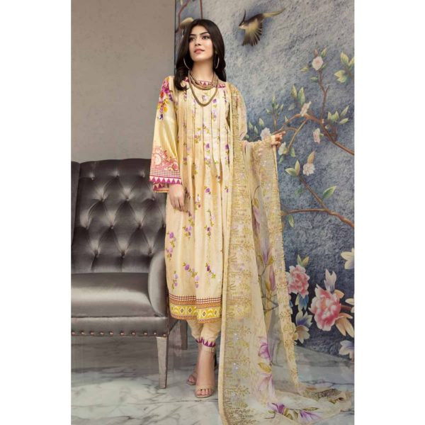 Gul Ahmed Premium Luxury Collection 3 PC BCT-10 RESTOCKED