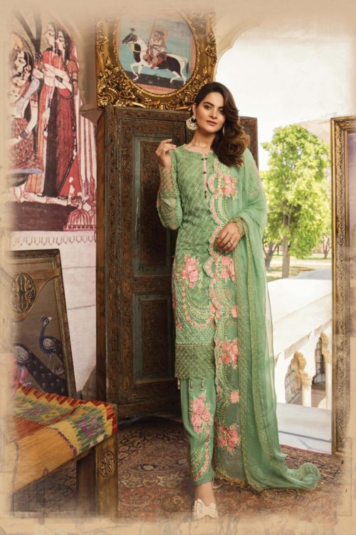 *On Sale* Akbar Aslam's Luxury Festive Chiffon RESTOCKED Akbar Aslam's Luxury Festive Chiffon