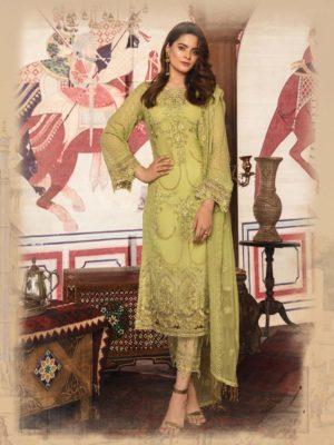 Akbar Aslam's Luxury Festive Chiffon RESTOCKED