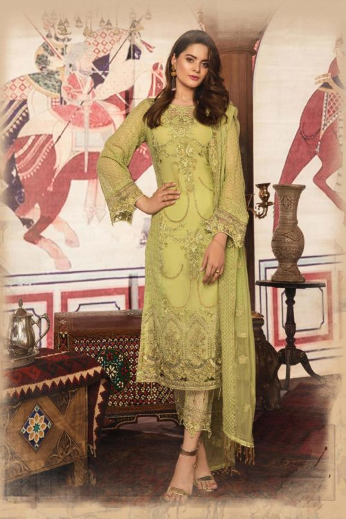 *On Sale* Akbar Aslam's Luxury Festive Chiffon Akbar Aslam's Luxury Festive Chiffon