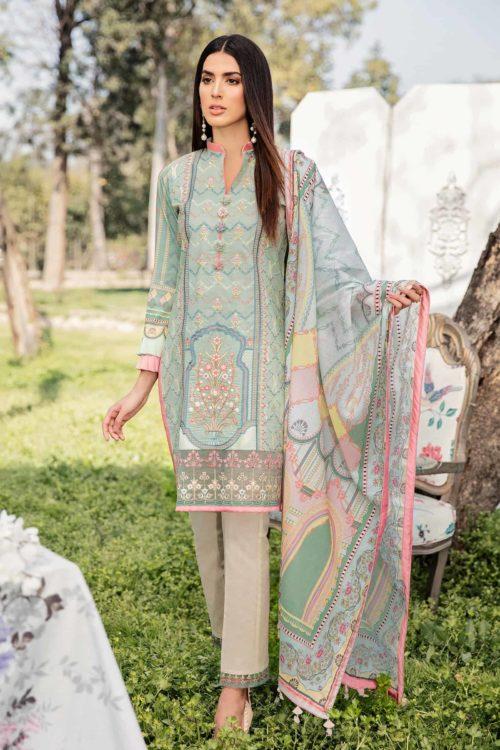 Qalamkar Qline Lawn Lawn - Reloaded best pakistani suits collection