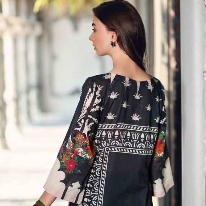 *Hot on Sale* Black & White by Charizma BW-3 RESTOCKED –  FSTN HOT best pakistani suits collection