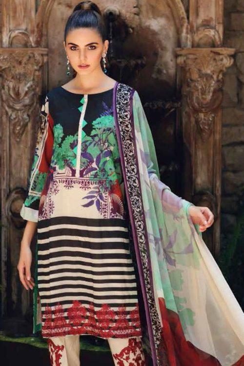Black & White by Charizma BW-05 Best Sellers Restocked Charizma Pakistani Suits