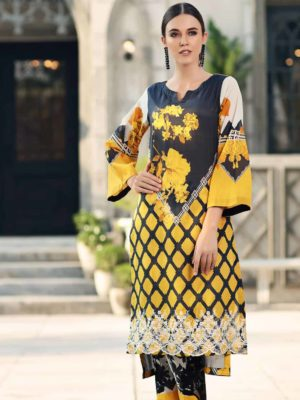 Charizma Pakistani Suit (11)