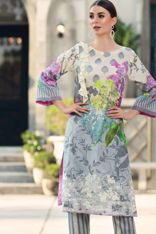 *On Sale* Charizma Belle BL-06 RESTOCKED Charizma Pakistani Suits
