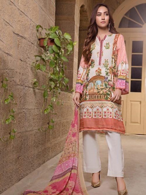 Gulmohar lawn salwar suit (14)
