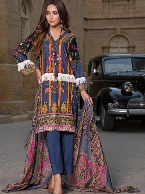 Gulmohar lawn salwar suit (16)