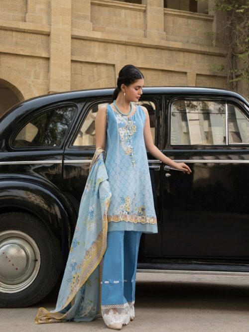 Gulmohar lawn salwar suit (3)