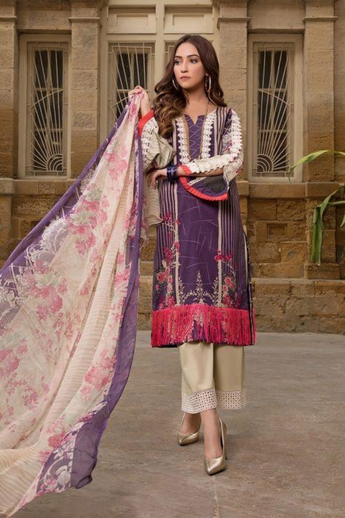 Gulmohar lawn salwar suit (9)