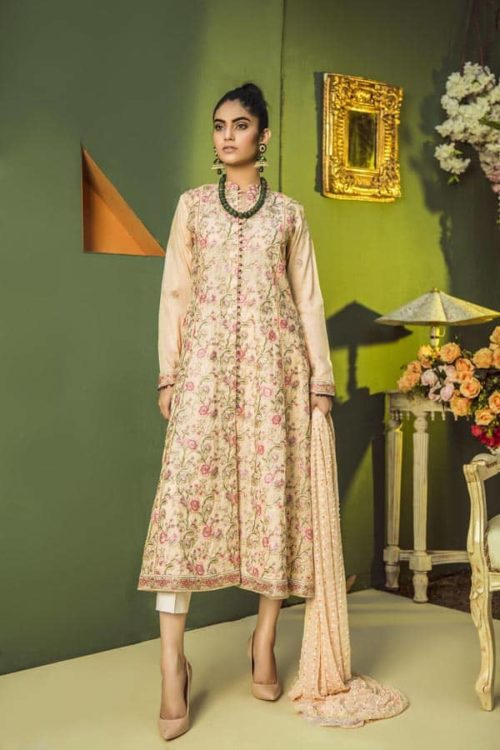 Aurelia by Adan Libas HAMPTON – EMBROIDERED LAWN UNSTITCHED RESTOCKED