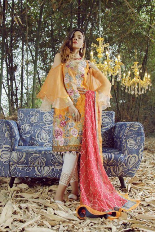Morzine by Adan Libas Morzine by Adan Libas - Original Adan Libas Pakistani Suits