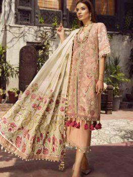 Maryam Hussain Luxury Festive Lawn Design 02