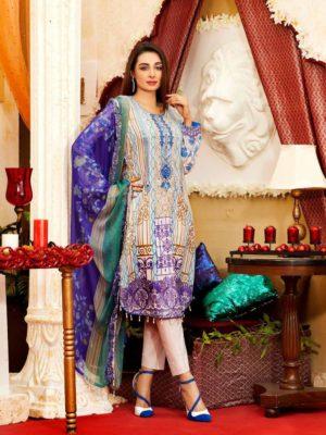 Tawakkal Amna Sohail Imperail Reflections RESTOCKED