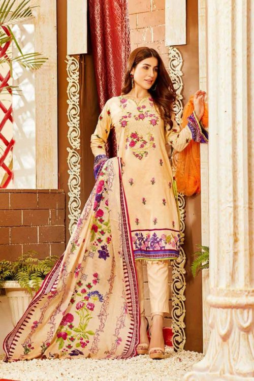 Tawakkal Tawakkal Amna Sohail Imperail Reflections RESTOCKED best pakistani suits collection