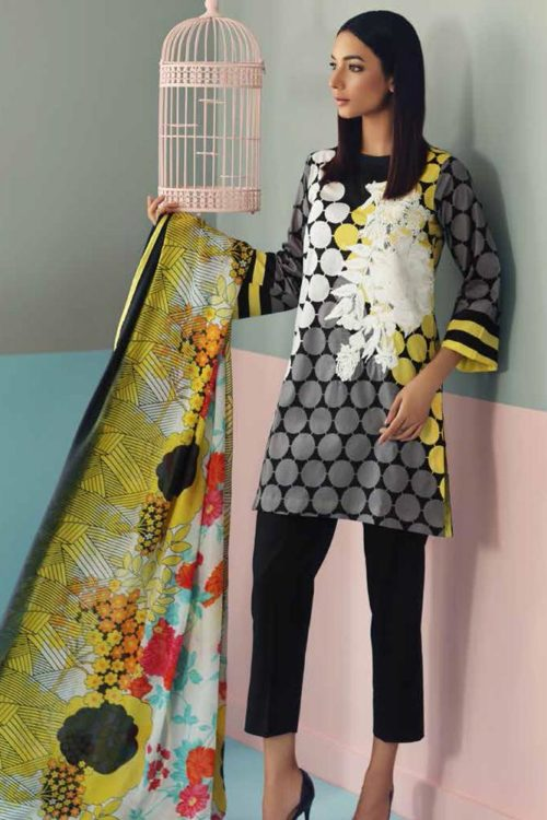 *On Sale* Charizma Combination Vol-1 CC-19-13 RESTOCKED SM best pakistani suits collection