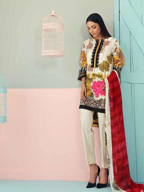 charizma combination pakistani suit (7)
