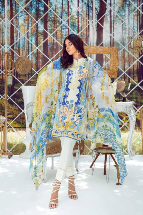 Firdous Virasat Summer Lawn 19103 A Best Sellers Restocked best pakistani suits collection