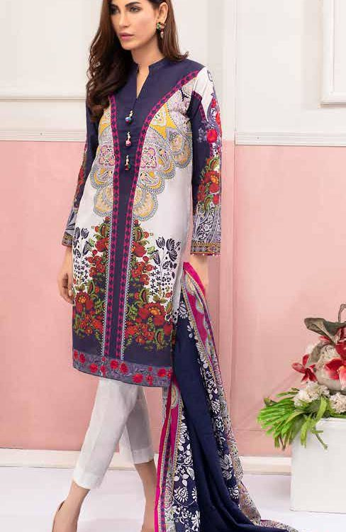 *On Sale* GulAhmed Mal Mal Collection CL-607A Restocked best pakistani suits collection