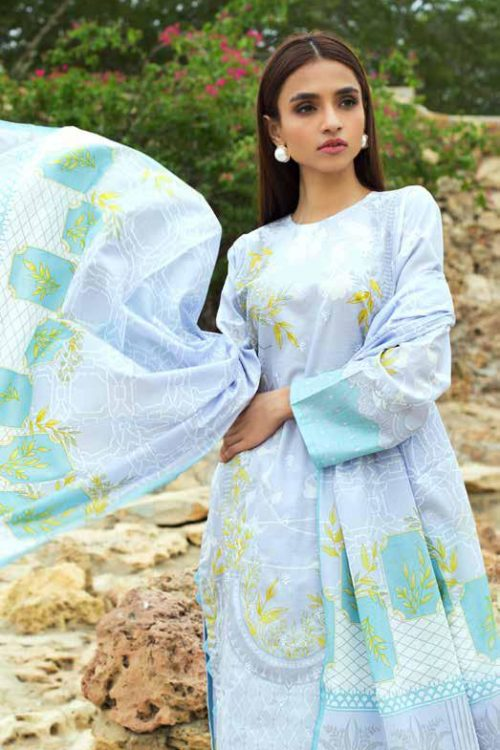 GulAhmed Mal Mal Collection CL-540A – RESTOCKED GulAhmed Mal Mal Collection Vol 2 - Original best pakistani suits collection