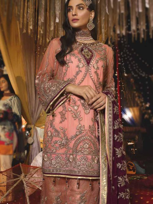Emaan Adeel Luxury Chiffon - Original