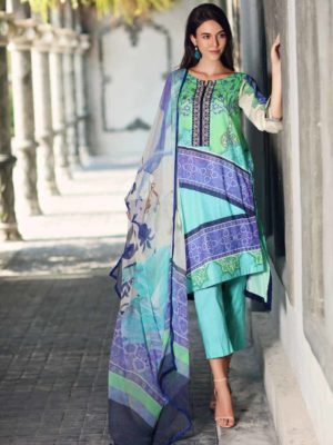 Charizma Aniq Lawn Vol 3 RESTOCKED