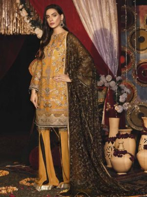 Emaan Adeel Luxury Chiffon EA-604 HOT