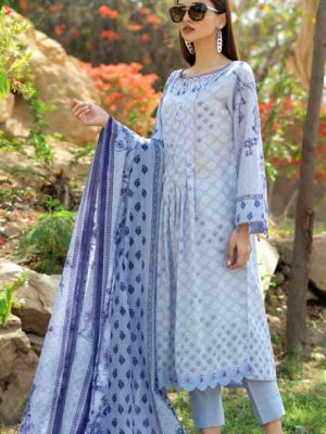 GulAhmed Mal Mal Collection CL-496B –  RESTOCKED