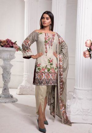 Sahil Pakistani Suit Printed Lawn RESTOCKED *Best Sellers Restocked* Ready to Ship - Original Pakistani Suits