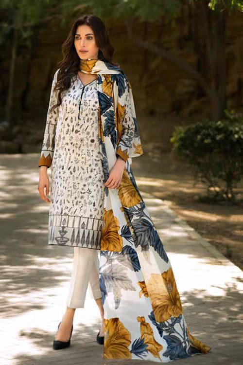 *On Sale* GulAhmed Mal Mal Collection TL-191A RESTOCKED best pakistani suits collection