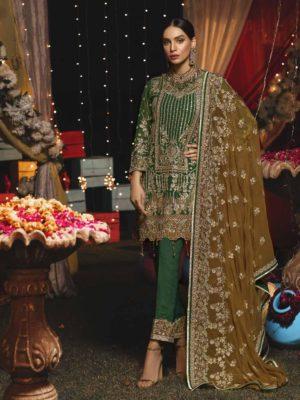 Emaan Adeel Luxury Chiffon EA-610 HOT