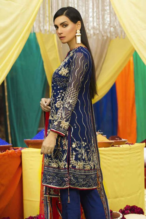 Emaan Adeel Luxury Chiffon EA-610 HOT