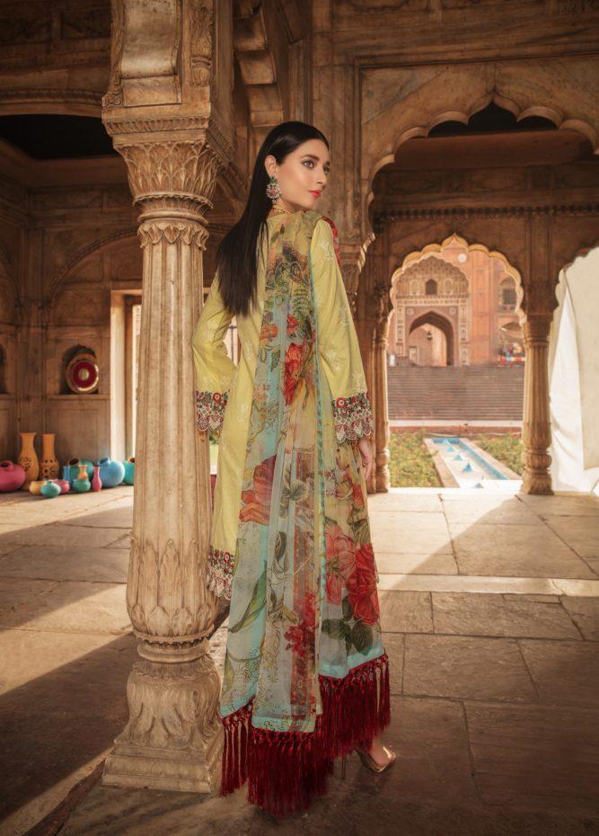 Umyas Luxury Chikankari Collection 2019