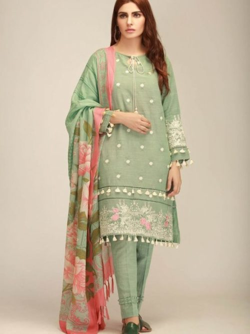khaadi-winter-collection-2018-o18405-green-3pc-image1-555×833