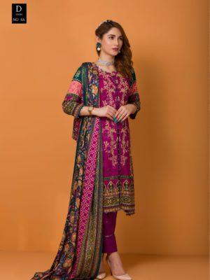 Libas Pakistani Lawn Suit