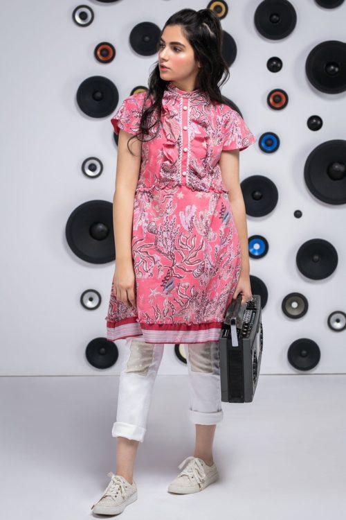 Al Karam  MAK-B-004-19-Pink