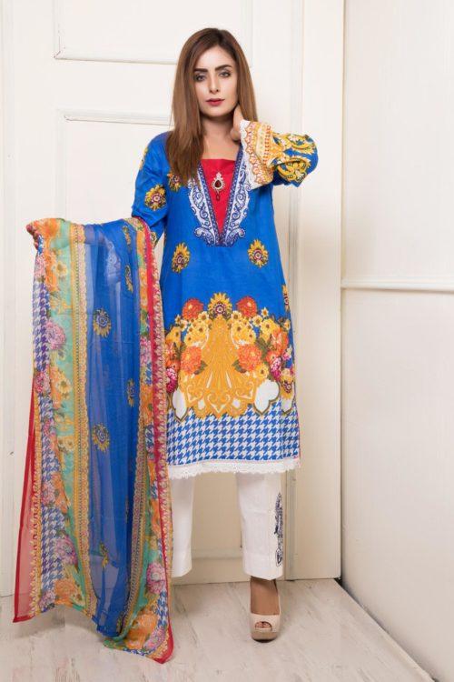 Rang Rez Designer Lawn –  FSTN HOT Best Sellers Restocked On Sale