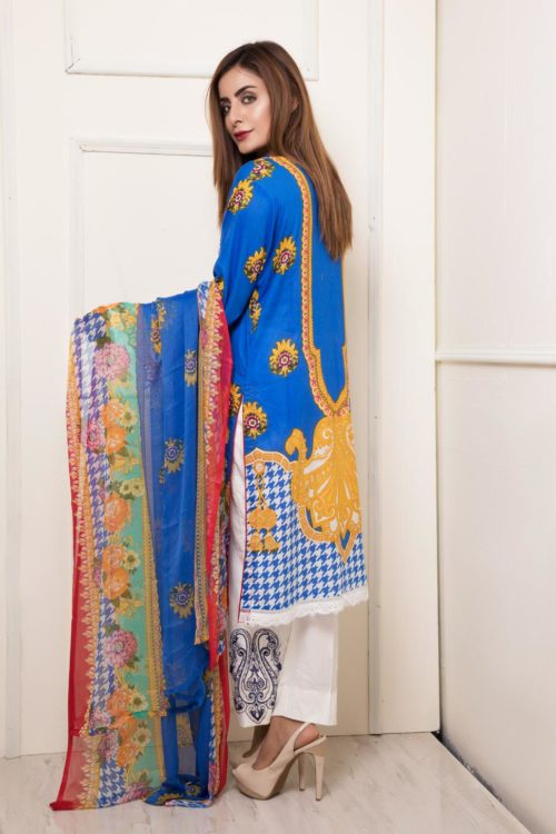 *Hot on Sale* Rang Rez Designer Lawn –  FSTN HOT best pakistani suits collection